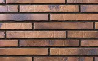 Клинкерная плитка для внутренней отделки стен своими руками